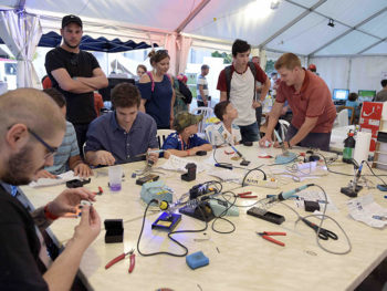 Fablabs & Makerspaces